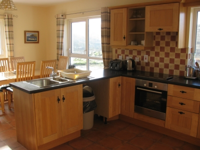 Self-catering accomodation in Glencolmcille